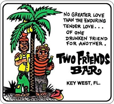 2 FRIENDS BAR  * 8