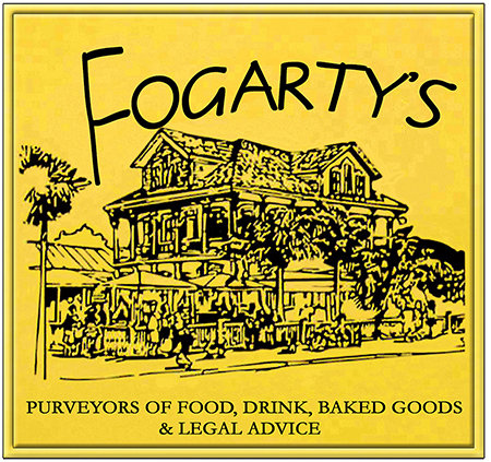 FOGARTY'S FREE LEGAL ADVICE * 8'' x 8'' 10031