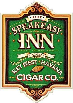 SPEAKEASY INN AND CIGAR CO. * 8'' x 11''
