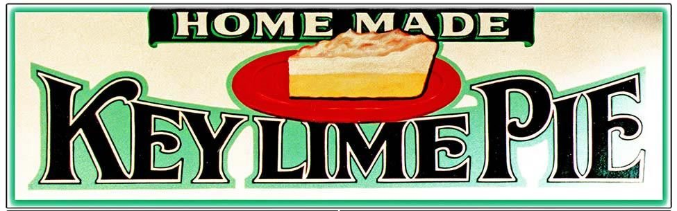KEY LIME PIE 3 * 5'' x 16'' 10345