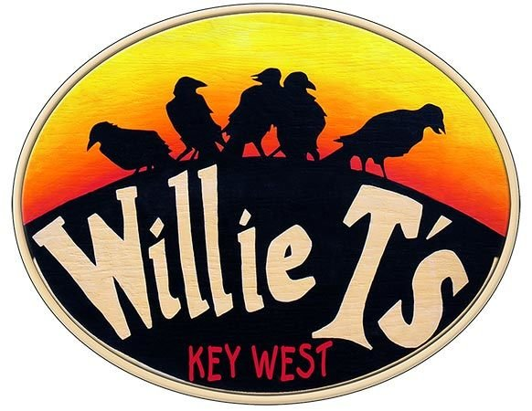 WILLIE T'S OVAL * 8'' x 11'' 10432