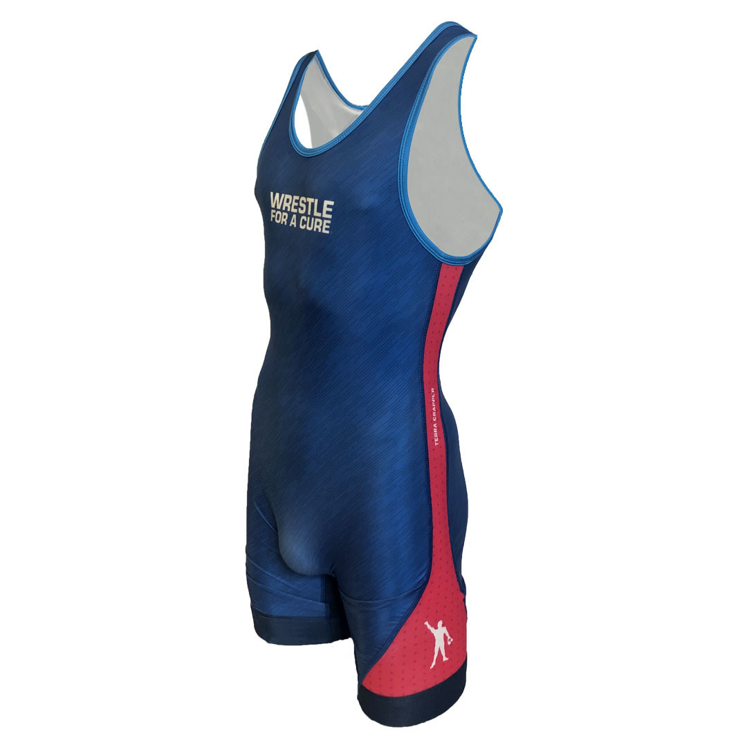 Wrestle for a Cure™ Wrestling Singlet
