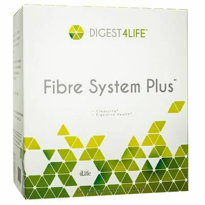4Life - Fibre System Plus - reiniging & ontgifting programma