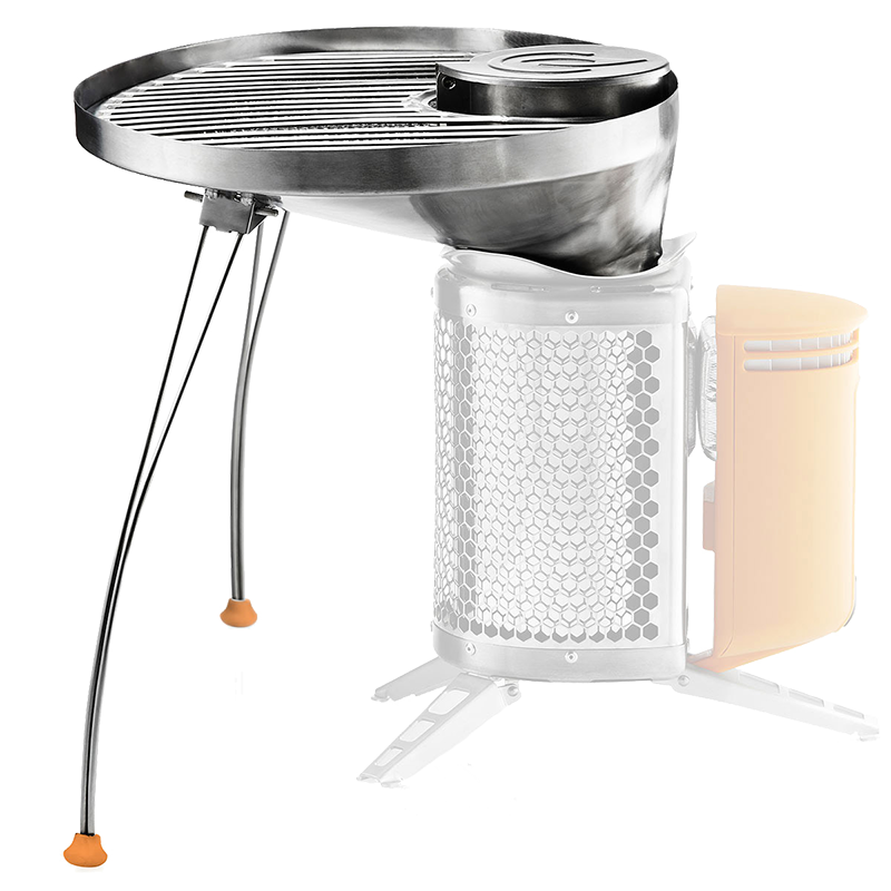 Portable Grill for Campstove II by BioLite