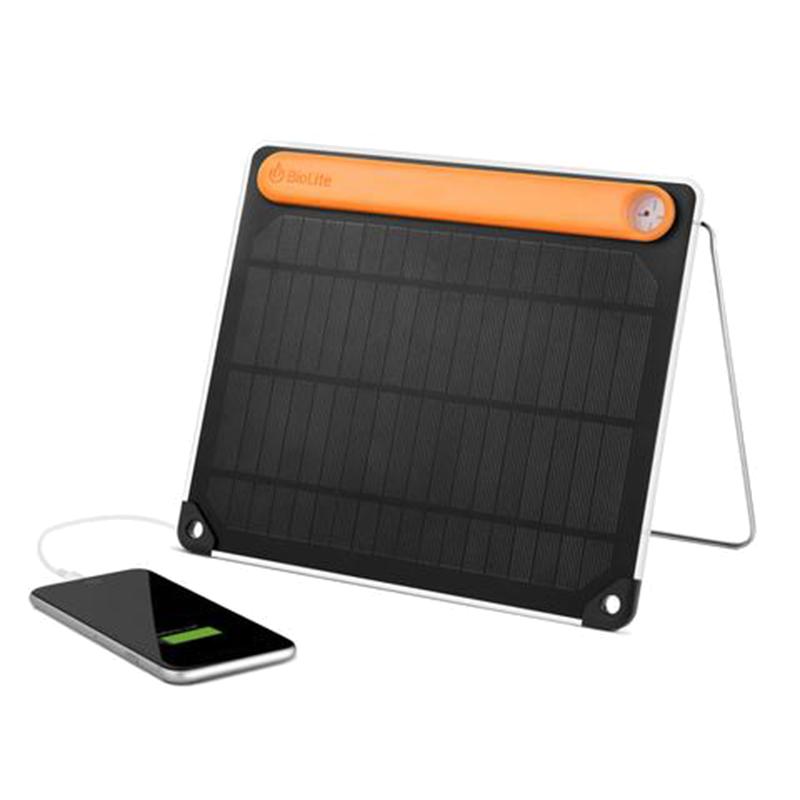 Solar Panel 5+ c/w Battery Storage by BioLite
