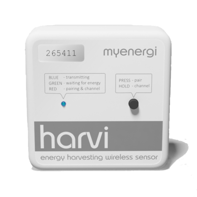 Harvi - Wireless Interface