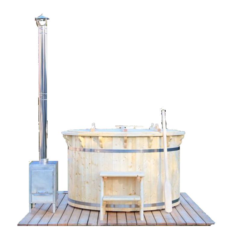 Wood Fired Hot Tub (spruce)