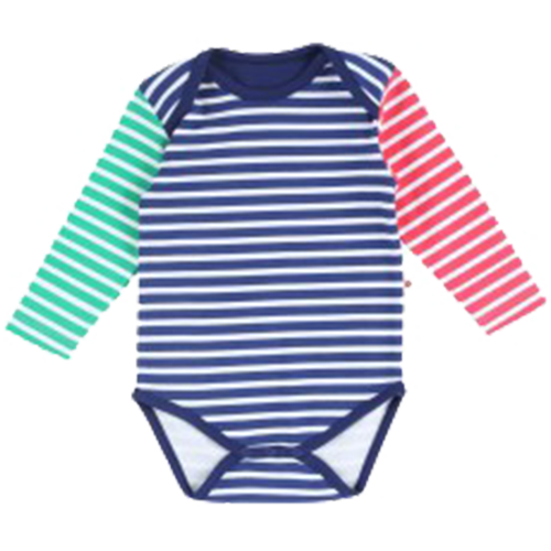 Bodysuit - Primary Stripe