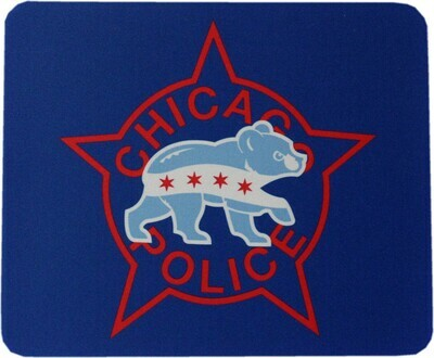 CPD Star Walking Bear Mouse Pad Sublimated