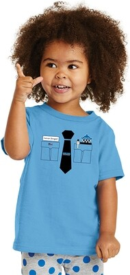 CPD Memorial Officer Toddler T-Shirt