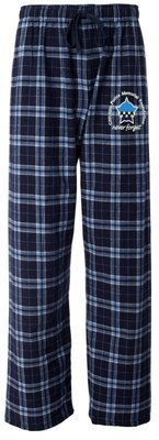 CPD Memorial Flannel Pants W/Embroidered Star