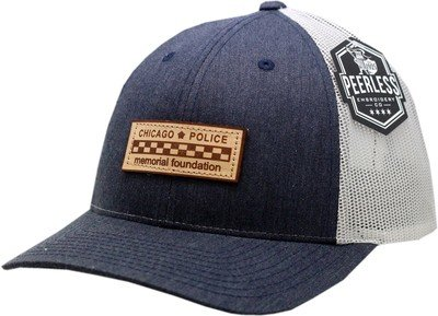 CPD Memorial Snapback Trucker Mesh Patch