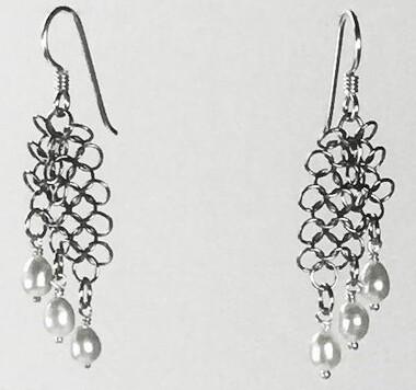 Waterfall Earrings - New!