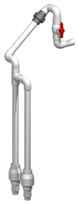 Effluent Discharge - SCH40 - High Head - 2