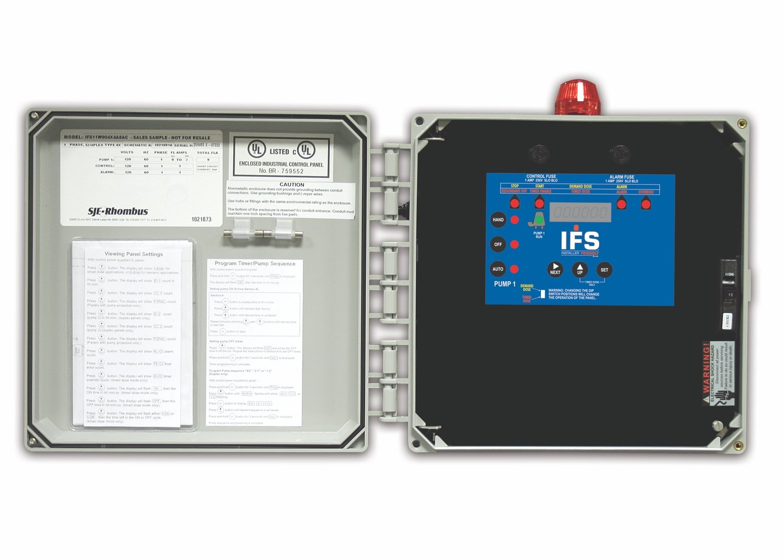 Installer Friendly Series® 1 Phase Simplex