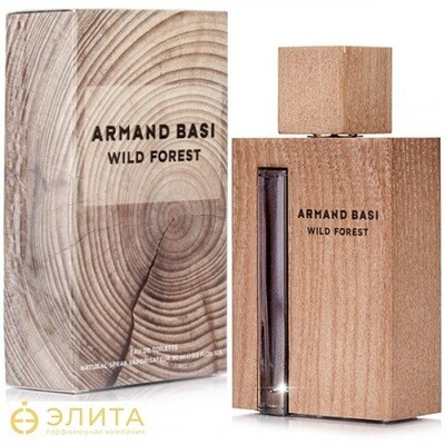 Armand Basi Wild Forest - 100 ml edt