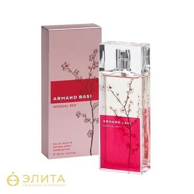 Armand Basi Sensual Red - 100 ml