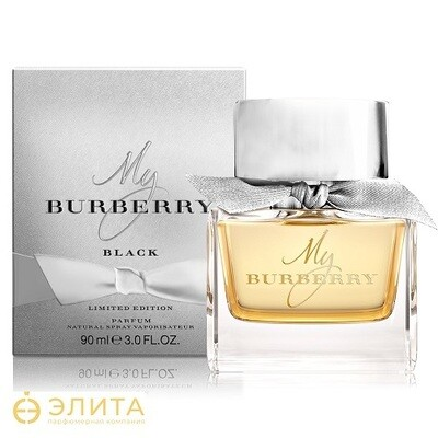 Burberry My Burberry Black Limited Edition - 90 ml