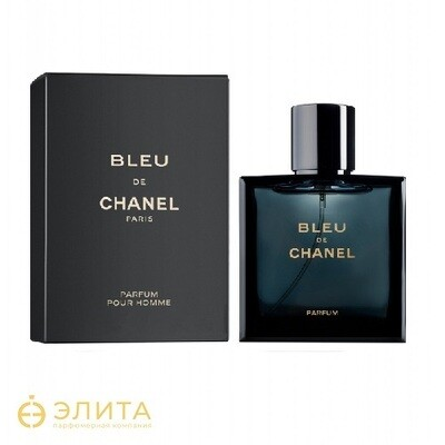 Chanel Bleu de Chanel Gold Parfum - 100 ml