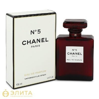 Chanel №5 Red Edition - 100 ml