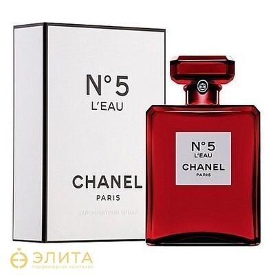 Chanel №5 L'Eau Red Edition - 100 ml