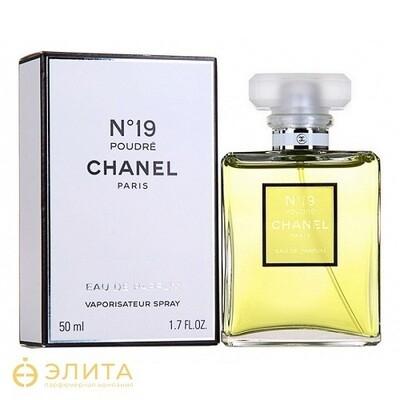 Chanel № 19 Poudre - 100 ml