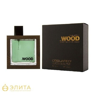 Dsquared2 He Wood Rocky Mountain Wood men - 100 ml