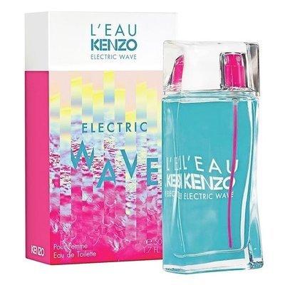 Kenzo Electric Wave Pour Femme