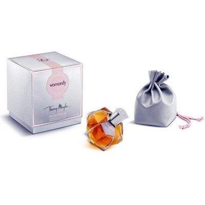 Thierry Mugler Womanity Les Parfums de Cuir