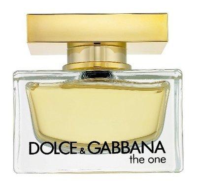 DOLCE & GABBANA THE ONE 75 мл