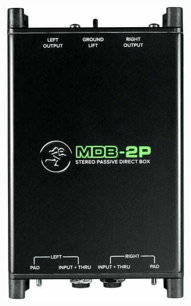 MACKIE MDB-2P
