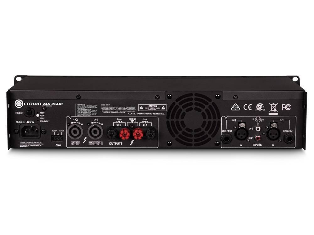 CROWN XLS 2502