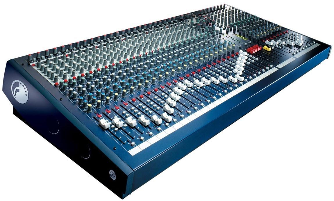 SOUNDCRAFT SPIRIT LX7II 24CH концертная микшерная консоль