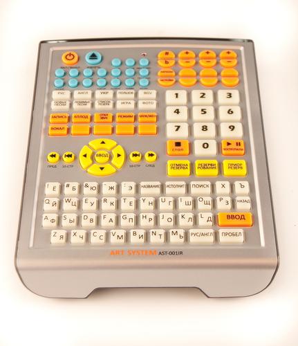Расширенный пульт дистанционного управления для AST-1700