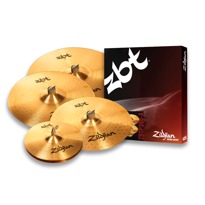 ZILDJIAN ZBTP390-A ZBT 5 BOX SET Набор тарелок
