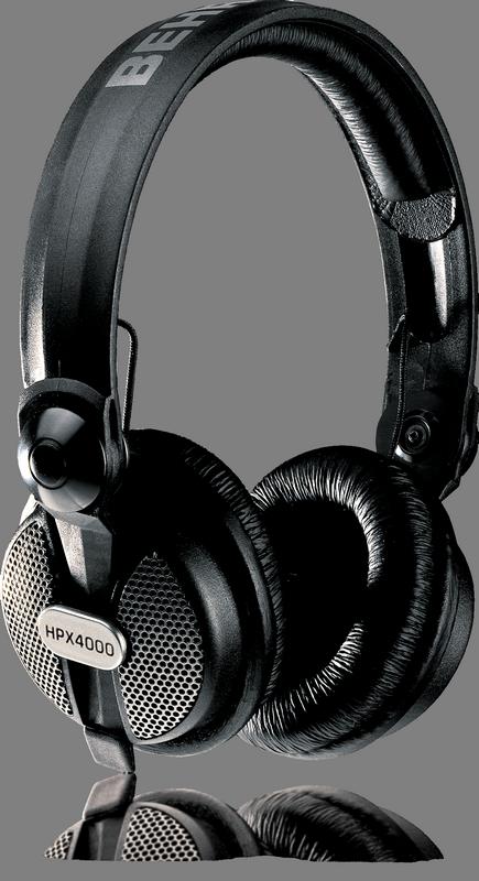 Behringer HPX4000 Наушники динамические закрытого типа для DJ, 32 Ом