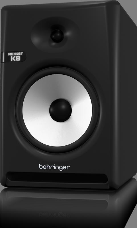 Behringer K8 2-полосный студийный монитор 1'+8' BiAmp 150W