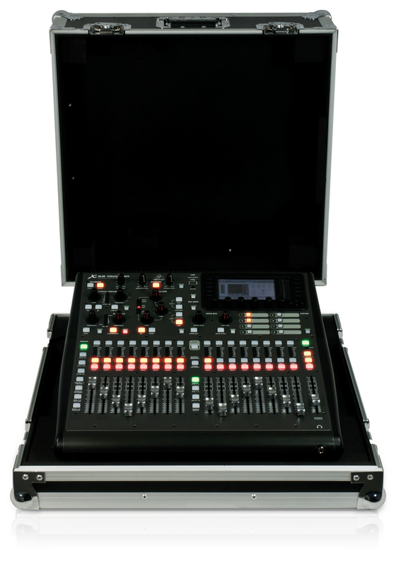 Behringer X32 PRODUCER-TP цифровой микшер 40 каналов 25-bus, туровый кейс
