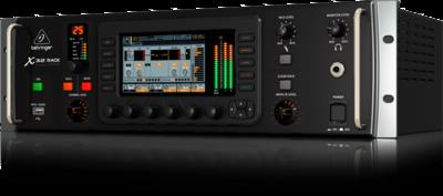 Behringer X32 RACK цифровой микшер, рэковый 32 вх+8 возвратов, дисплей, 22 аналоговых вх/14 вых, 8FX, 16MIX, 6MATRIX, 6MUTE, 2xAES50, USB-audio
