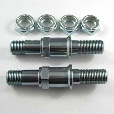 Rear Arm One Nut Stud Shock Bolt Kit - Steel