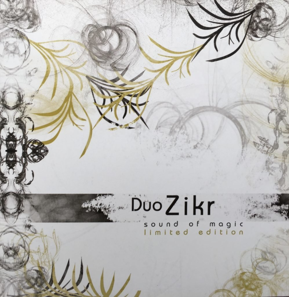 "CD Duo Zikr ""Sound of magic 12+ 00012"