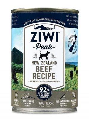 Ziwi Peak Moist Beef For Dogs