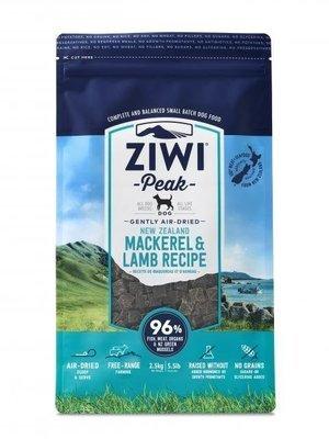 Ziwi Peak Air-Dried Mackeral and Lamb (1lb or 2.2lb)