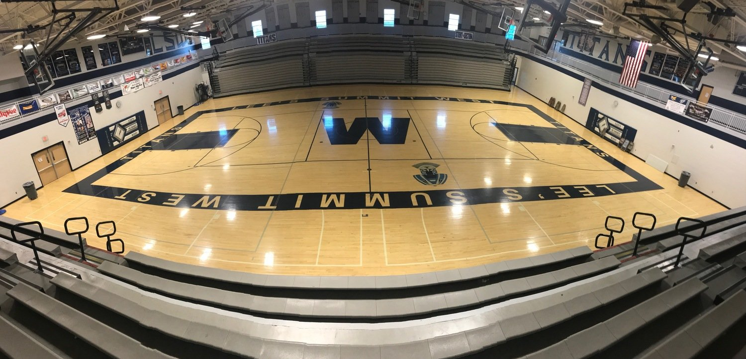 Gym Floor - 10 x 16 with electricity