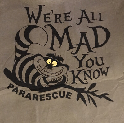 PJA/We're All Mad You Know! T-Shirt