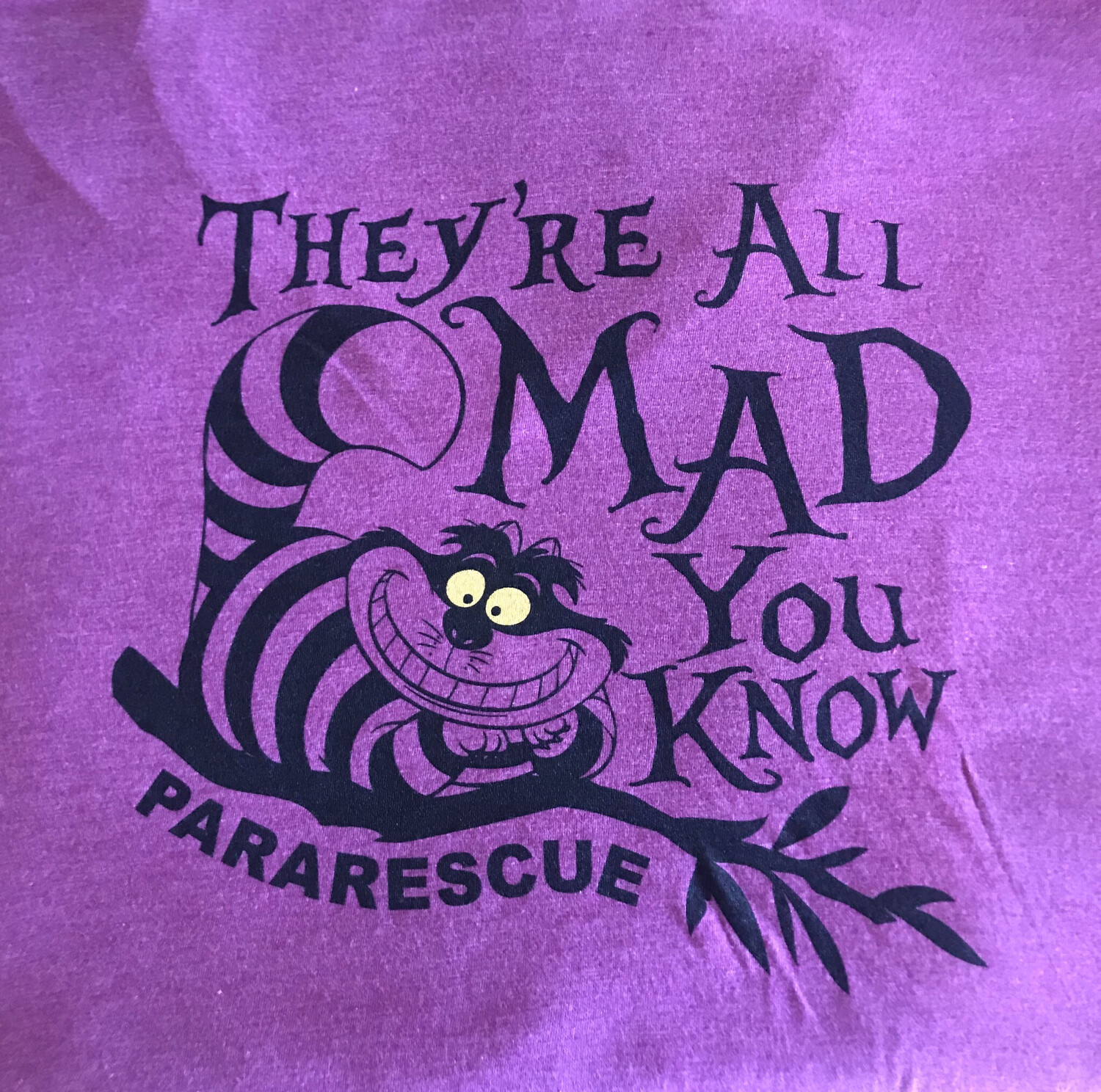 "Pja/ Ladies ""They're All Mad You Know"" T-Shirts"