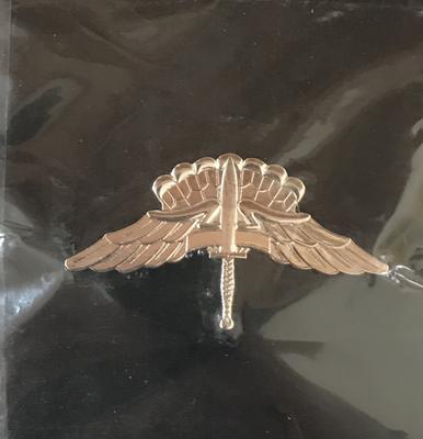 bdg/ Freefall Jump Wings - Mirror Finish (Regulation size)