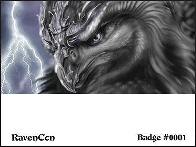RavenCon 15 Young Adult (12-17) Registration
