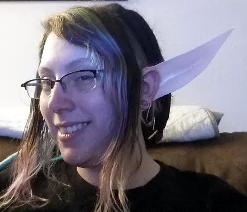 Custom Cosplay / LARPing Elf Ears (large)