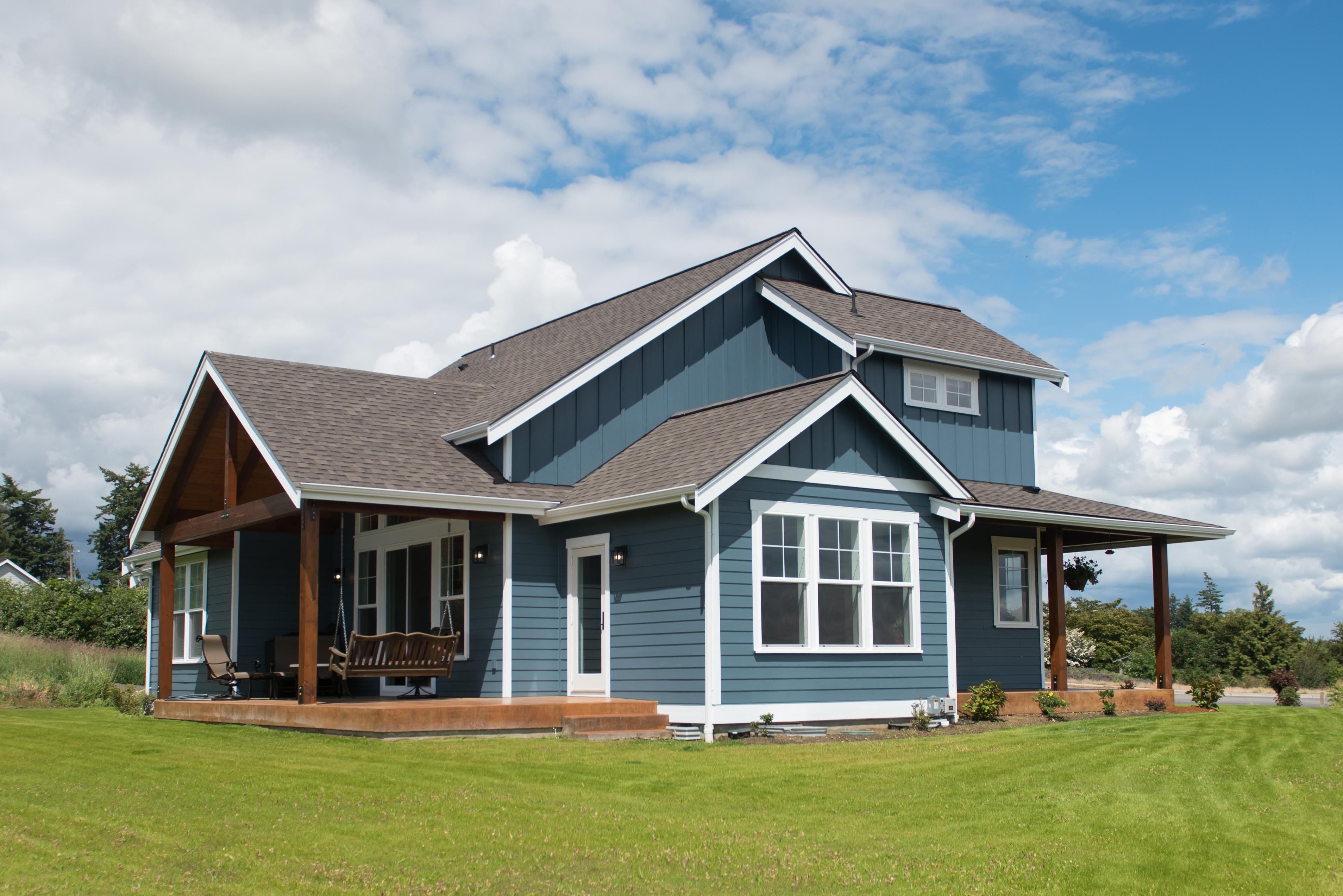 Contemporary Farmhouse 808